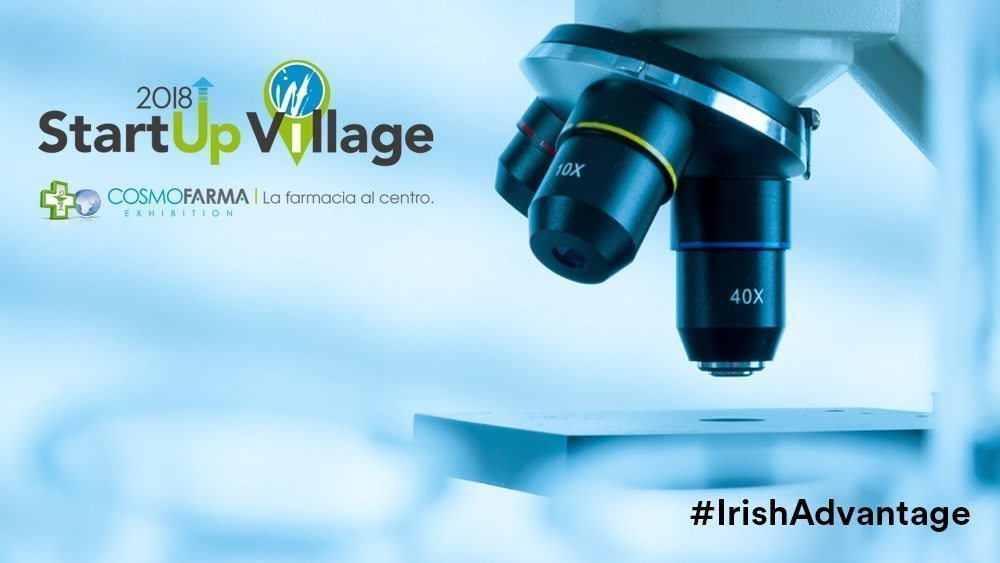 Start Up Village Cosmopharma Enterprise Ireland
