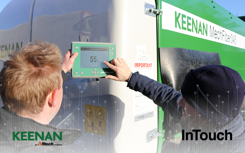KEENAN evolution comes full circle as disruptive digital technology drives smarter farming